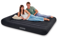 Надувной матрас 183х203х25 см Intex Pillow Rest 64144 (аналог 66770)