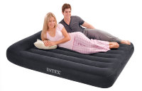 Надувной матрас 137х191х25 см Intex Pillow Rest 64148 (аналог 66780)