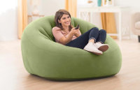 Надувное кресло Beanless Bag Club Chair INTEX 68576