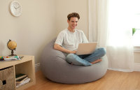 Надувное кресло Beanless Bag Club Chair INTEX 68579